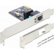 Placa Delock PCI Express Card la 1 x Gigabit LAN