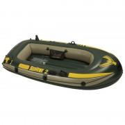 Barca pneumatica pentru 2 persoane Intex 68346 SeaHawk 2