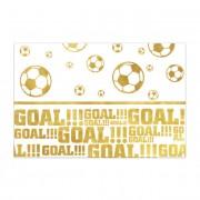 Mantel de fútbol balón de oro - 120 x 180 cm