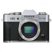 Fujifilm X-T20 kamerahus silver