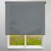 Victoria-M Roleta materiałowa, Szara, 120 x 175 cm, Wolnowisząca, Przyciemniająca