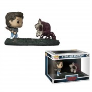 Pop! Vinyl Pack de 2 Figuras Funko Pop! Movie Moments Steve y Demodog - Stranger Things