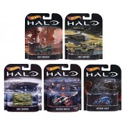 2017 Hot Wheels Retro Entertainment HALO - UNSC Scorpion