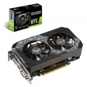 ASUS GeForce RTX 2060 TUF OC (6GB GDDR6/PCI Express 3.0/1365MHz-1740MHz/140