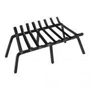 Minuteman International Tapered Iron Fireplace Grate