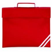 Taška na knihy - červená