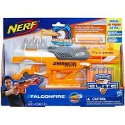 Nerf N-Strike Elite Accustrike Series Falconfire With Bonus 6-Darts And Dart Storage - Multi Color