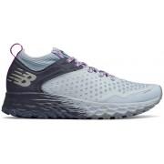 New Balance Fresh Foam Hierro V4 - scarpe trail running - donna - Grey/Light Blue