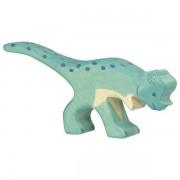Fa játék állatok - dinoszaurusz, Pachycephalosaurus