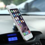 zGEAR Universele Telefoonhouder Auto Magneet Dashboard Geschikt o.a. voor uw iPhone 4 / 4S / 5 / 5S / 6 / 6S / 6S Plus , Samsung Galaxy S5 S6 S7 Edge, HTC, Nokia, Huawei, LG, Sony etc.