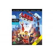 Blu-Ray The Lego Movie 4K Ultra HD (2014) 4K Blu-ray