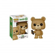 Oso Ted Funko Pop Pelicula Ted 2 With Remote Con Control Remoto Vinyl Pop-Cafe