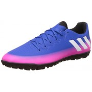 adidas Men's Messi 16.3 Tf Blue, Ftwwht and Sorang Football Boots - 8 UK/India (42 EU)