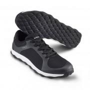 Mjuk arbetssko i sneakersmodell Svart/Vit (37)