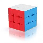 Newisland 3x3 Eco-friendly Plastics Speed Cube New Anti-POP Structure Torpedoes Puzzle Cube Phoenix