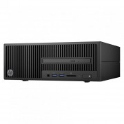 HP Desktop 280 G2 SFF - Intel Core I5-6500 (3.2GHz) - 4 GB DDR4-2133 - SATA 500 GB - W5Y89LT