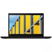 Лаптоп Lenovo ThinkPad T590, четириядрен Whiskey Lake Intel Core i7-8565U 1.8/4.6 GHz, 15.6 инча (39.62 cm), 20N4001YBM