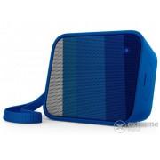 Boxa wireless Philips BT110/00 PixelPop, albastru inchis