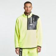 Adidas Fleece Jacket Solar Yellow/Black