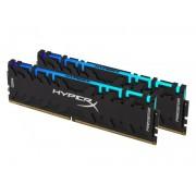 KINGSTON DIMM DDR4 16GB (2x8GB kit) 2933MHz HX429C15PB3AK2/16 HyperX XMP Predator RGB