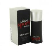Giorgio Armani Code Sport Eau De Toilette Spray 1.7 oz / 50 mL Men's Fragrance 483179