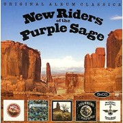 Unbranded New Riders of the Purple Sage - Original Album Classics [CD] USA import