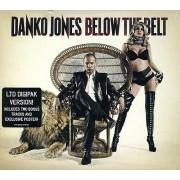 BAD TASTE Danko Jones - Below the Belt [CD] Usa import