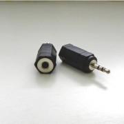 Adaptor 2.5mm-M/3.5mm-F, GMB
