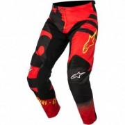 Alpinestars Racer 2018 Braap Red / Black / Yellow Fluo