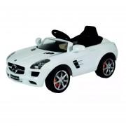 Auto a Batería Mercedes Benz-Blanco