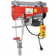 vidaXL Електрически телфер, 1300 W 500/999 кг