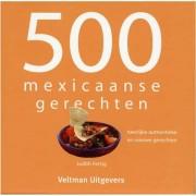 Spiru 500 Mexicaanse Gerechten