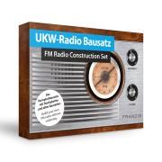 FRANZIS.de (ausgenommen sind Bücher und E-Books) UKW-Radio Bausatz