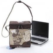 Чанта TUCANO BILDM-01-M за 13 инчов лаптоп, MICKEY Vertical, Кафяв, BILDM-01-M