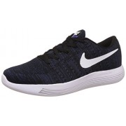 Nike Men's Lunarglide 8 Blue and White Running Shoes - 10 UK/India (45 EU)(11 US)(843765-005)