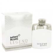 Mont Blanc Legend Spirit Eau De Toilette Spray 3.3 oz / 97.59 mL Men's Fragrance 533327