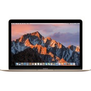 APPLE MacBook 12'' Retina 256 GB Intel Core m3 Gold Edition 2017 QWERTY (MNYK2N/A)