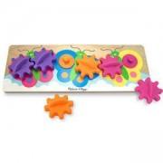 Детска активити играчка - Дървени пеперудки - 13074 - Melissa and Doug, 000772130745