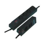 AEG Túlfeszültségvédő Elosztó, TwinPower 5+2 DIN, 2x USB 6000007749