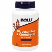Now Foods Glucosamine & Chondroitin With Msm 90 Cps