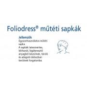 Hartmann Foliodress műtéti sapka/csákó Rondo Comfort 100db