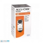 ROCHE DIABETES CARE ITALY SpA ACCU-CHEK MOBILE 50 TEST MIC2