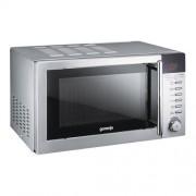 Cuptor cu microunde MO17DE, 17 l, 700 W, Inox