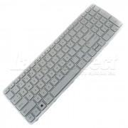 Tastatura Laptop Hp Compaq Pavilion 15Z-E000 alba cu rama + CADOU