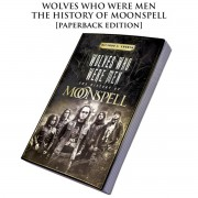 kniha Moonspell - Wolves Who Were Men: The History Of Moonspell - CULT013
