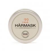 Bruns Hårmask nr 22 Varm bergamott 50 ml