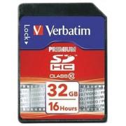 Verbatim Scheda SD , 32 GB, Scheda SDHC, 43963