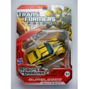 Transformers Prime Bumblebee - Robots In Disguise - Deluxe Revealer