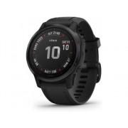 Garmin Reloj deportivo GARMIN Fenix 6S PRO (Bluetooth - Hasta 9 días de autonomía - Negro)
