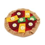 Fastenating Fun Felt Button Pizza